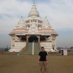st Tukaram Gatha Mandir - Ingang